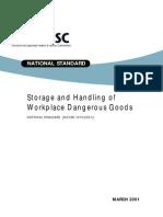 NOHSC 1015-2001 Storage - Handling