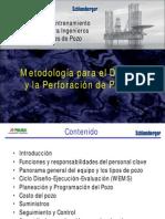 02 Metodología para Diseño y Perforación