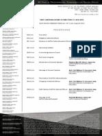 Confab 5.0 Programme