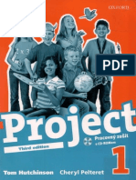 Project 1 Tom Hutchinson Third Edition Workbook