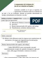 Tema 7. Macroeconomia. Equilibrio Exterior