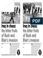 Iraq in Chaos SWSS