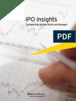 IPO Comparingglobalstockexchanges