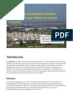 Mineria y Avances Actuales Ejemplo Minas Huelva Espana