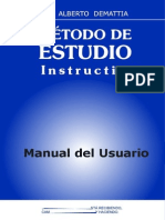 Método de Estudio (0) - Introduccion