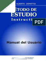 Método de Estudio (0) - Introduccion