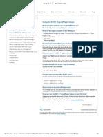 Using the BIRT F-Type VMware Image