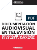 Documentacion Audiovisual en Tv
