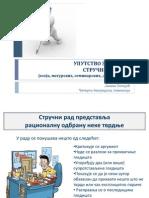 Uputstvo Za Pisanje Stručnog i Maturskog Rada (2012)
