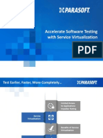 Tackle application failure risk with Service Virtualization
