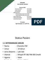 CRS Serumen Slide