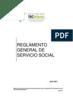 Reglamento SSC y SSP