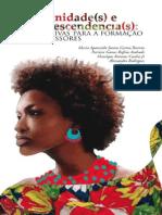 Livro Edufes Africanidade(s) e Afrodescendência(s) Perspectivas Para a Formação de Professores