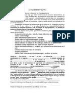 33787569 Acta Administrativa