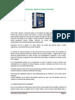 Historia Del Derecho Penal Peruano