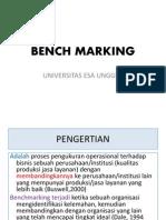 Benchmarking- p 13