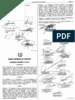 Acdo. CSJ 41-2014 Referente Al Acdo. CSJ 14-2014 Entra en Vigencia El 5 Sep. 2014