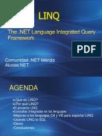 Introduccion a Linq