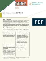 Understandng Psychosis-fact Sheet Series