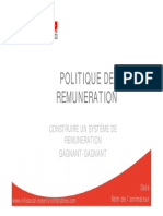 Support Politique Remuneration