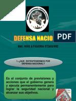 Ppt Defensa Nacional