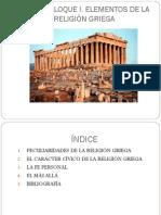 Tema 4. Religión Griega