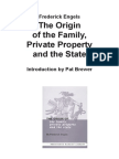 Friedrich Engels the Origin of the Family Private Property and the State