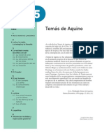 Unidad 5- Tomás de Aquino