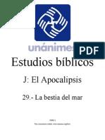 J.29.- La Bestia Del Mar