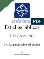 J.28.- La Persecucion Del Dragon