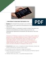 Cómo Flashear Tu Nokia Lumia Y Que Beneficios Trae