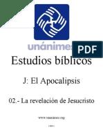 J.02.- La Revelacion de Jesucristo