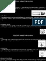 A Cartrige Chemistry & Glossary