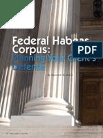Federal Habeas Corpus