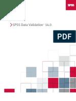 Spss Data Validation 14.0