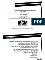 Apresentação Marketing PDF