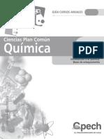 Guia Qm 31 Introducción a La Química