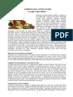 Alimentația Anticancer