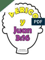 Perico y Juan 3 16 RV Color