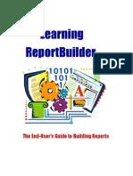 Learn Report Builder