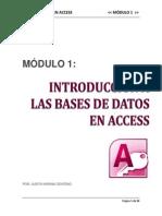 Introducción a Las Bases de Datos en Access