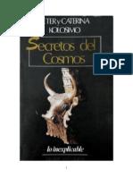 Peter y Caterina Kolosimo - Secretos Del Cosmos