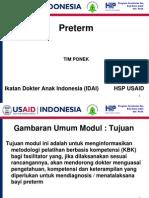 02 Preterm DR ID