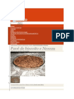 Pave de Nescau
