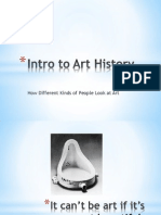 intro to art history