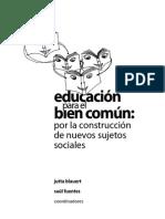 IDEAS Comunitarias - Educacion Para El Bien Comun