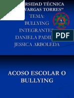 Acoso Escolar o Bullying.g8
