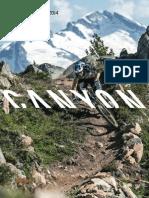 Brochure en 2014 Web canyon bikes how to