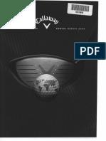 Callaway (ELY) Annual Report