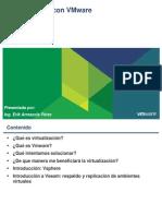 Presnetacion VMware_vSphere 5